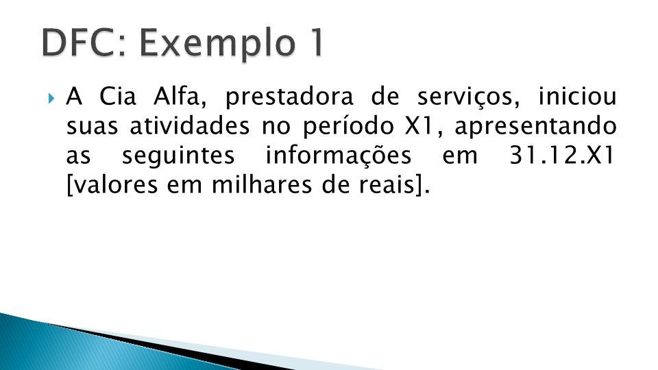 DFC: Exemplo 1
