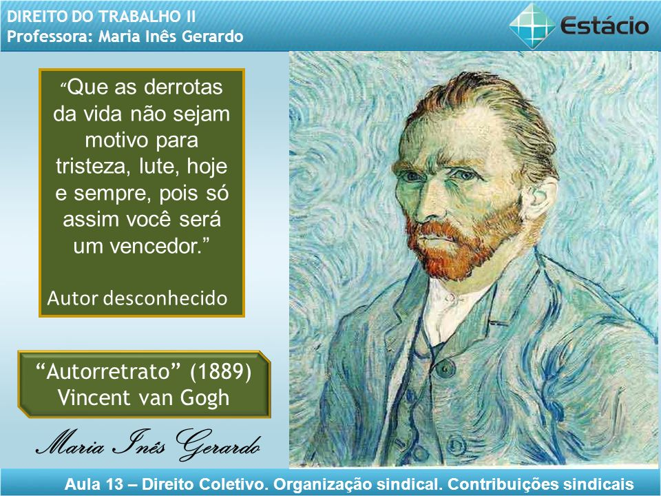 Autorretrato (1889) Vincent van Gogh