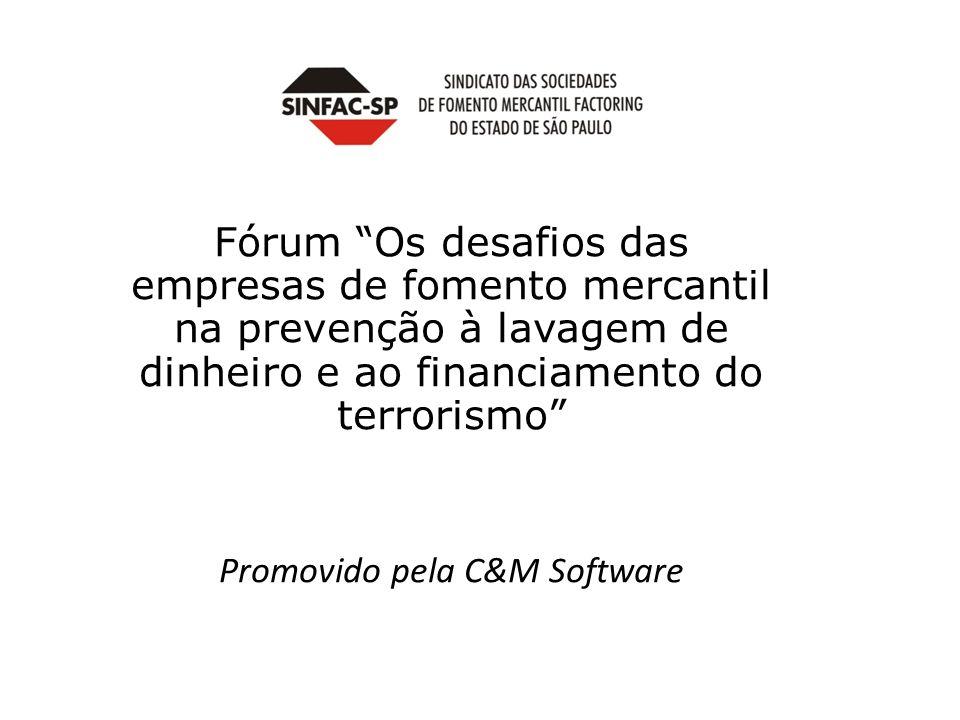 Promovido pela C&M Software