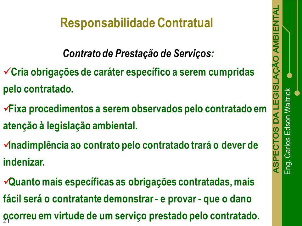 Responsabilidade Contratual