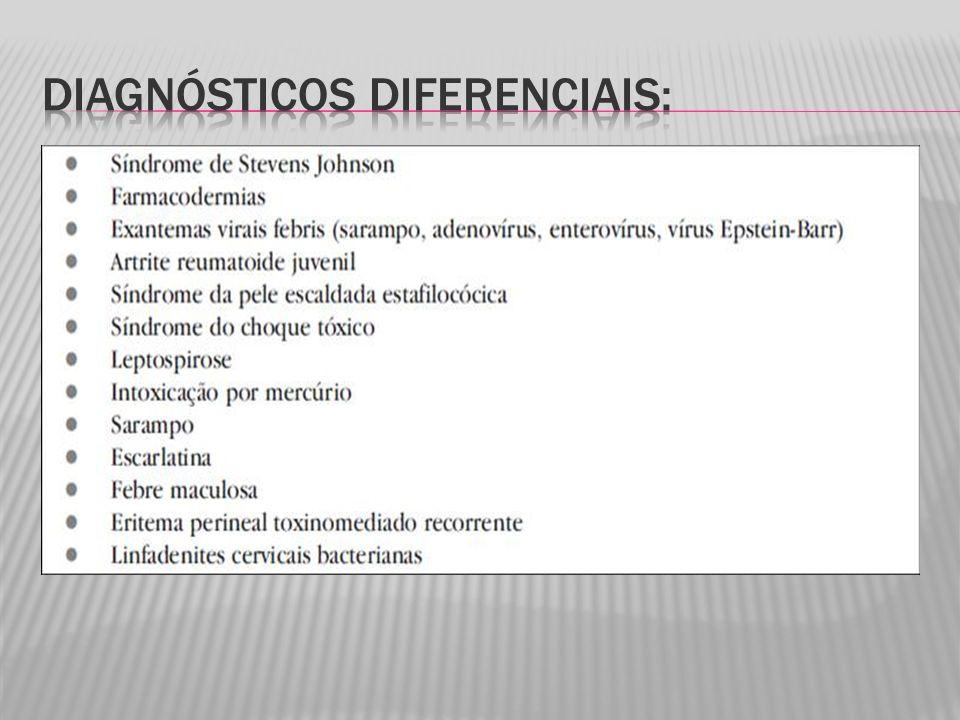 Diagnósticos diferenciais: