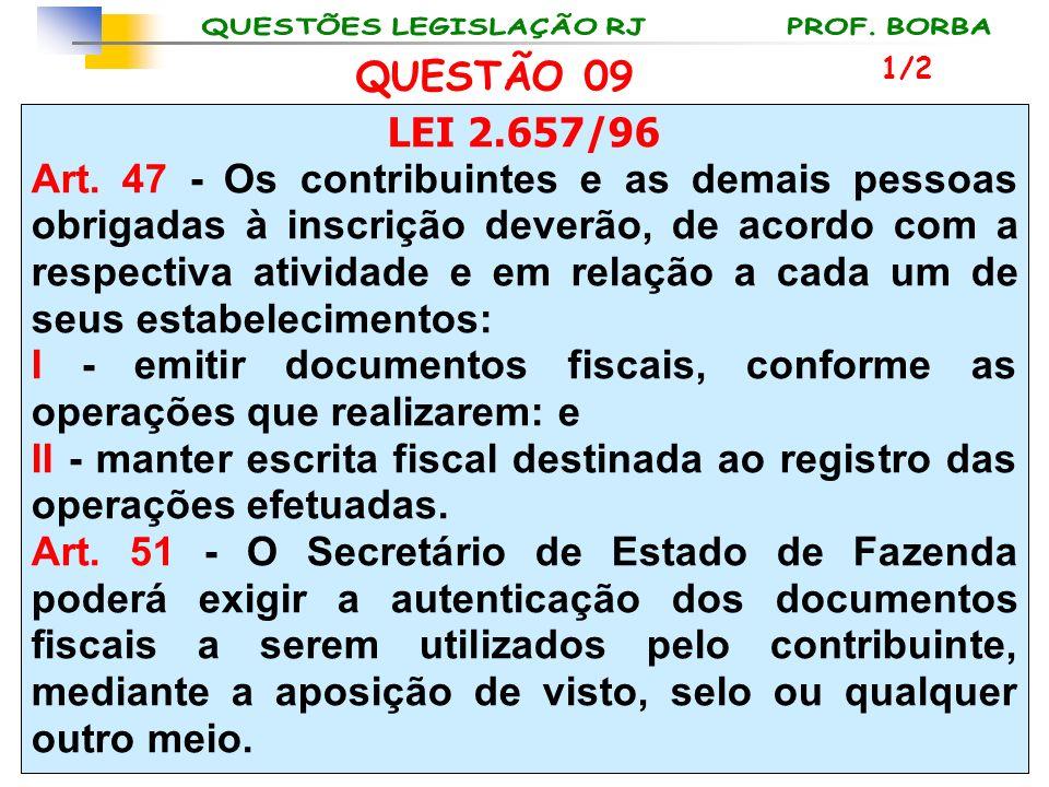I - emitir documentos fiscais, conforme as operações que realizarem: e