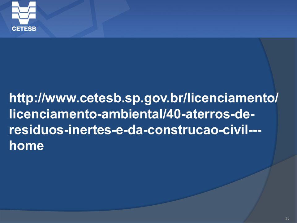 http://www. cetesb. sp. gov