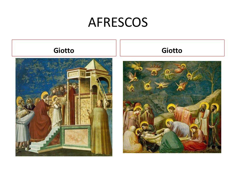 AFRESCOS Giotto Giotto