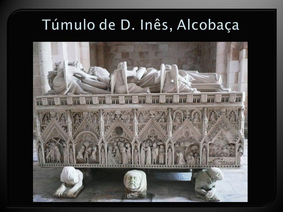 Túmulo de D. Inês, Alcobaça