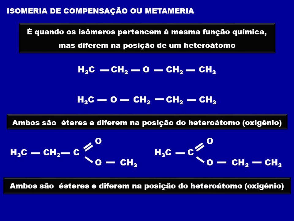 H3C CH2 O CH2 CH3 H3C O CH2 CH2 CH3 H3C CH2 C O CH3 H3C C CH2 CH3