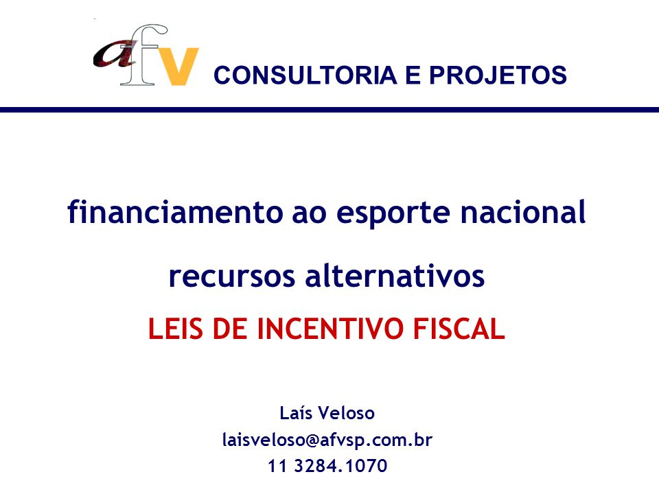 financiamento ao esporte nacional recursos alternativos