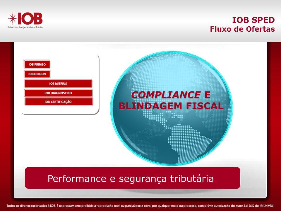 Performance e segurança tributária