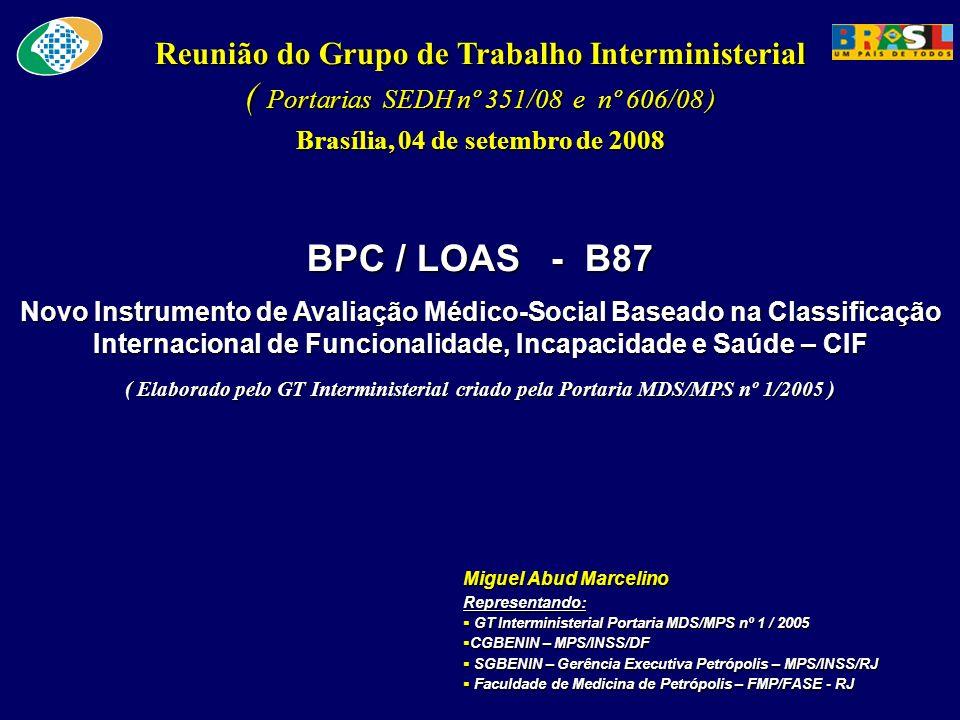 Brasília, 04 de setembro de 2008