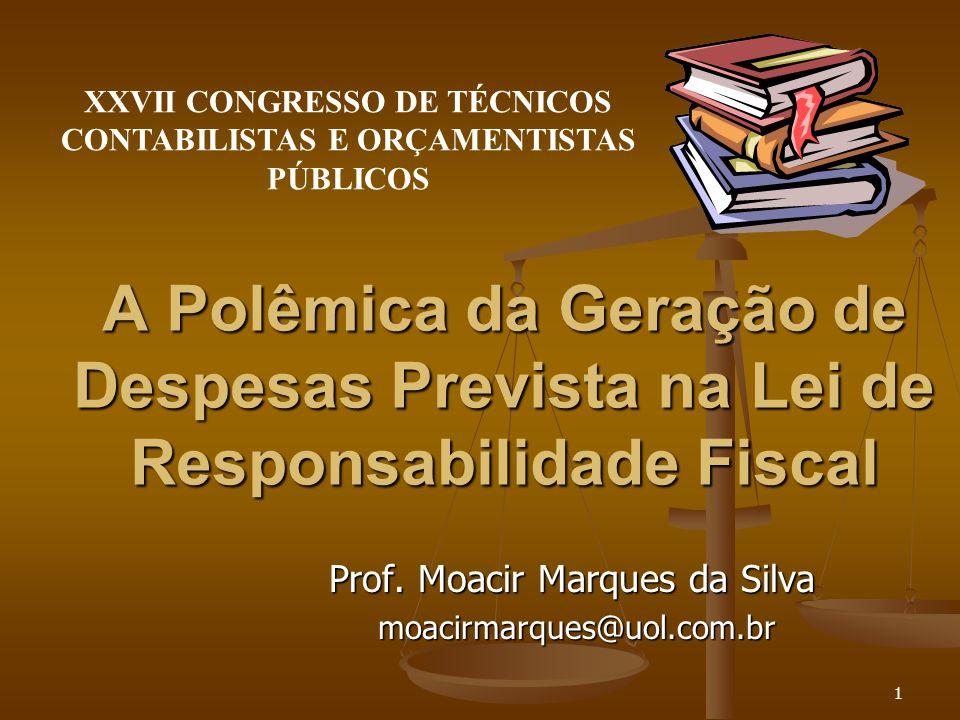 Prof. Moacir Marques da Silva moacirmarques@uol.com.br