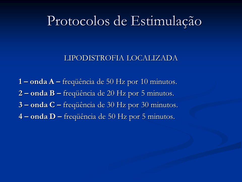 Protocolos de Estimulação