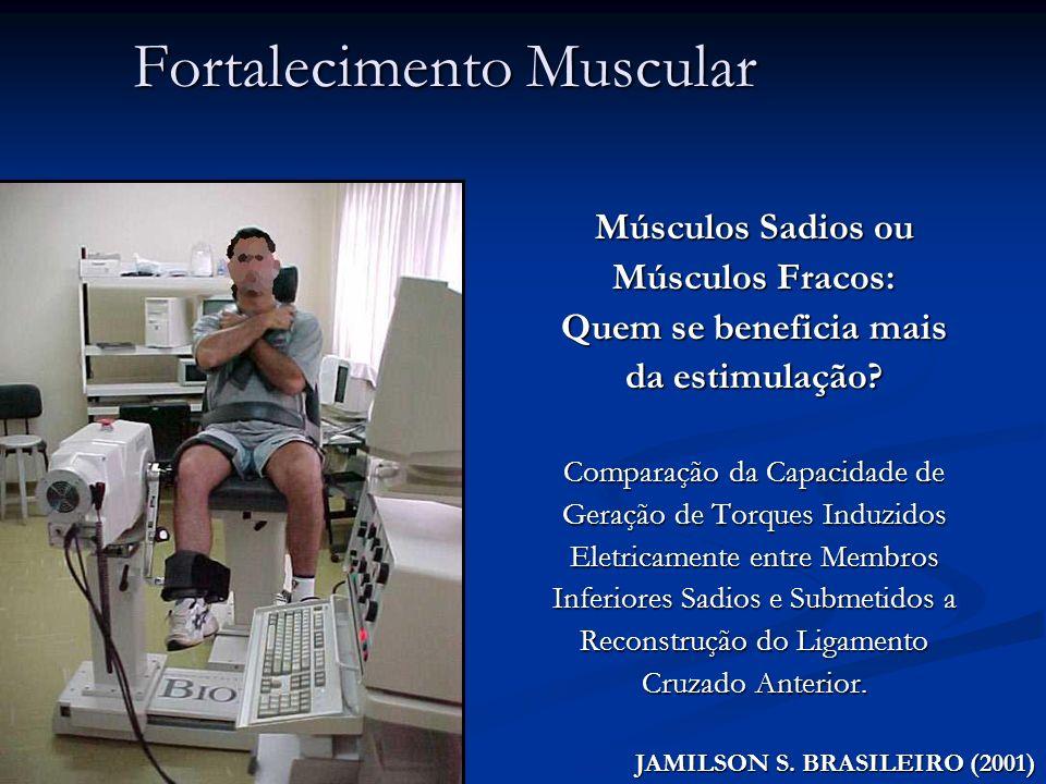 Fortalecimento Muscular