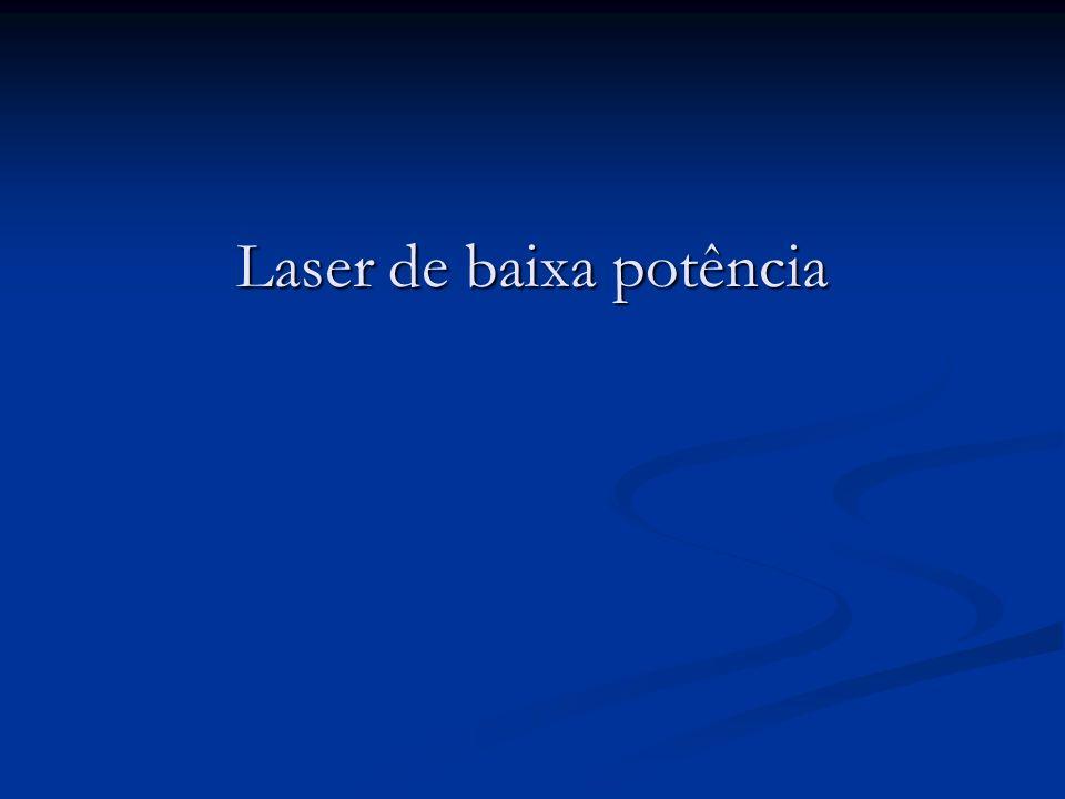 Laser de baixa potência