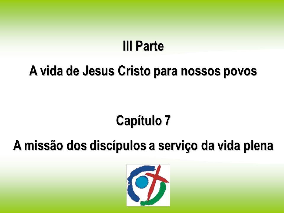 A vida de Jesus Cristo para nossos povos