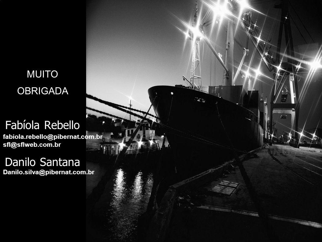 Fabíola Rebello Danilo Santana MUITO OBRIGADA