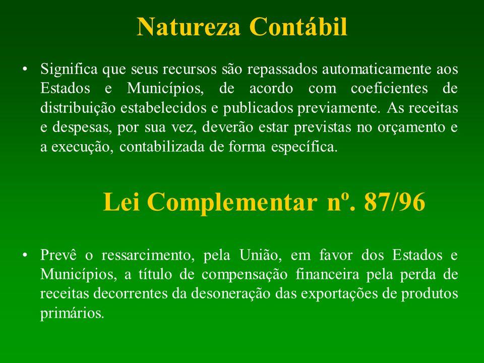 Natureza Contábil