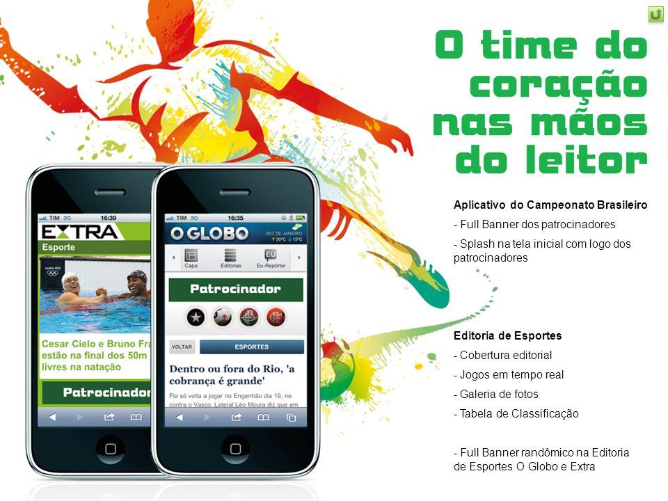 Aplicativo do Campeonato Brasileiro