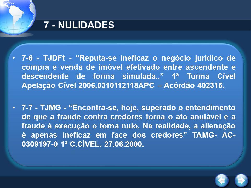 7 - NULIDADES