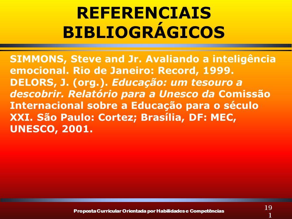 REFERENCIAIS BIBLIOGRÁGICOS