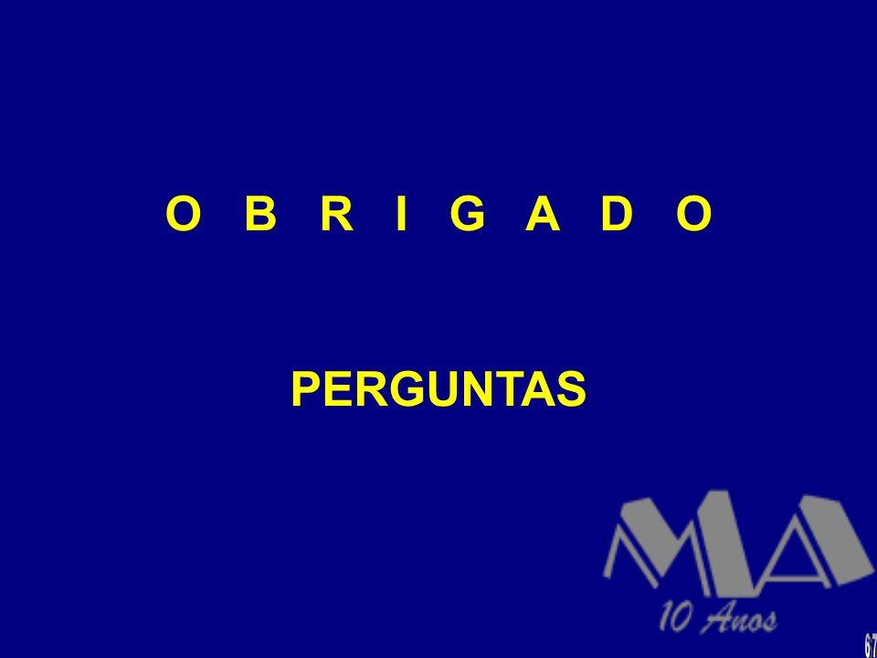 O B R I G A D O PERGUNTAS 67