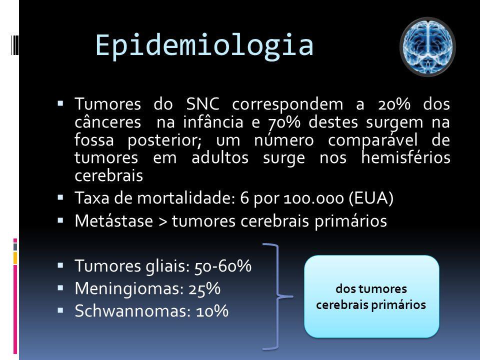dos tumores cerebrais primários