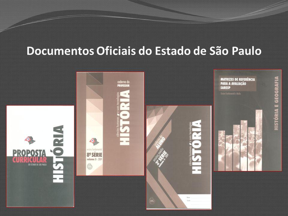 Documentos Oficiais do Estado de São Paulo