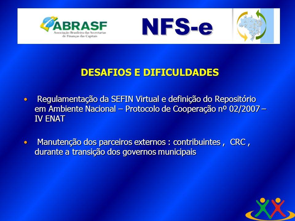 DESAFIOS E DIFICULDADES