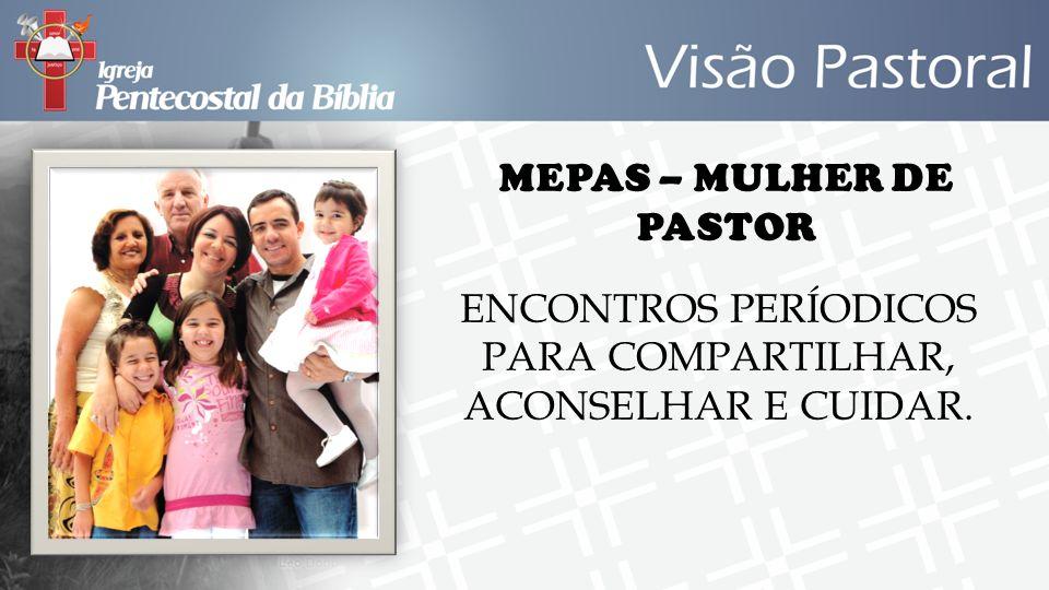 MEPAS – MULHER DE PASTOR