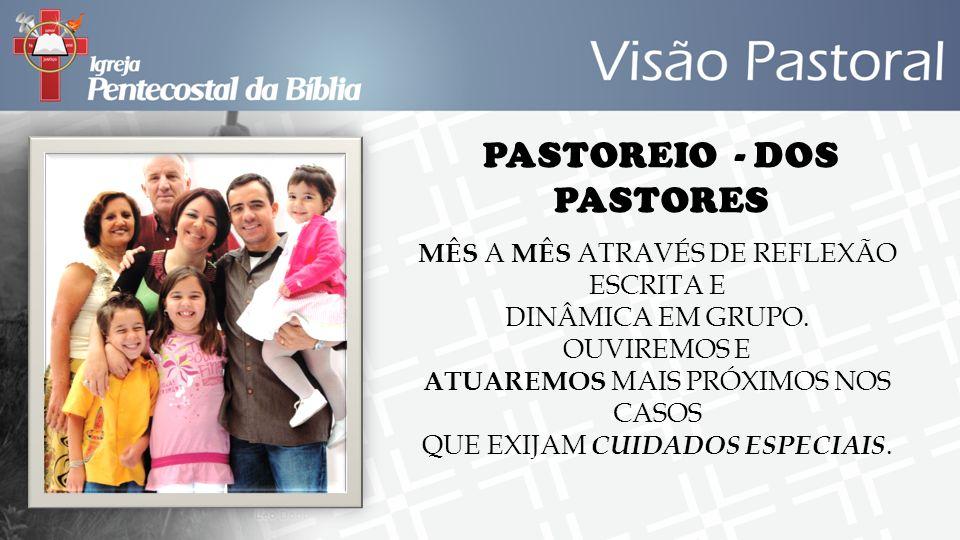 PASTOREIO - DOS PASTORES