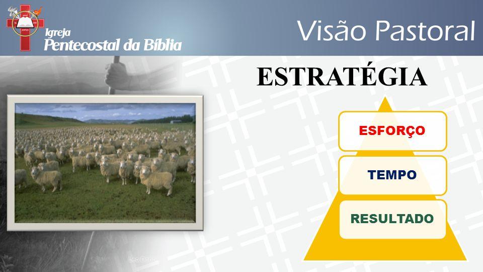 ESTRATÉGIA ESFORÇO TEMPO RESULTADO