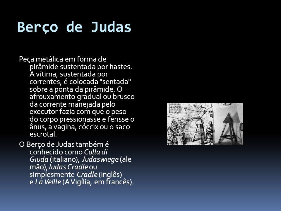 Berço de Judas