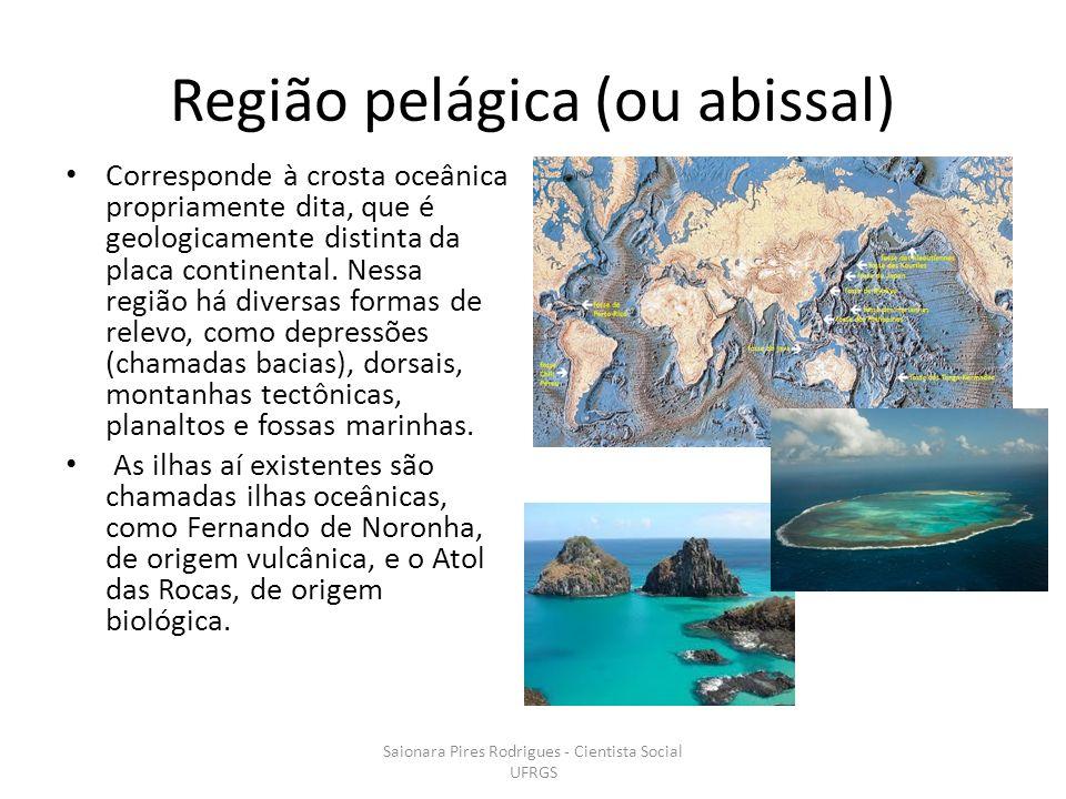 Região pelágica (ou abissal)