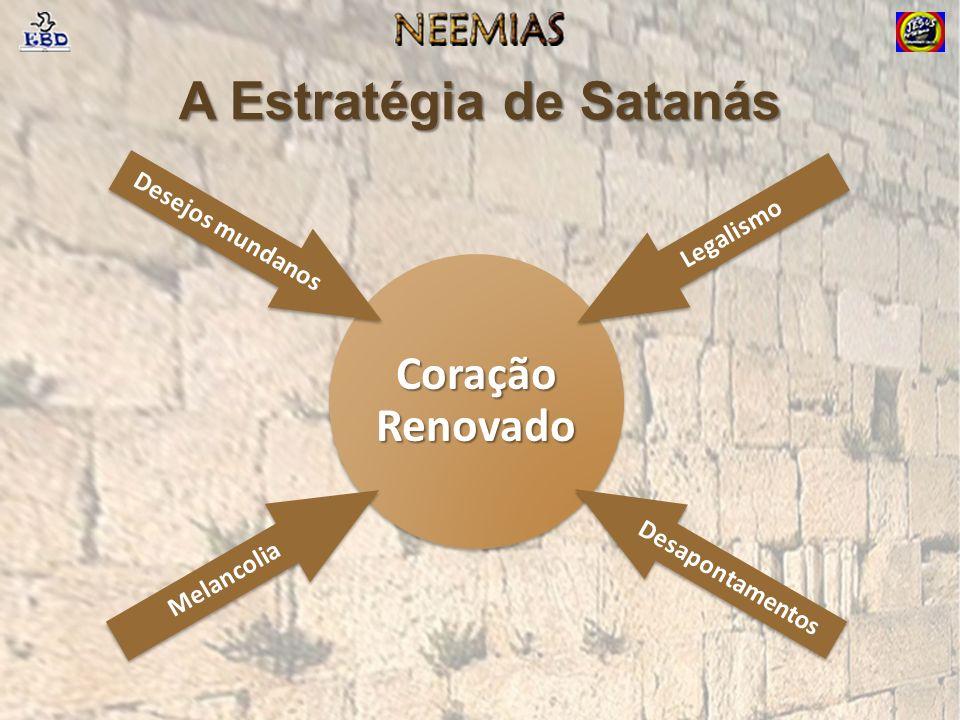 A Estratégia de Satanás