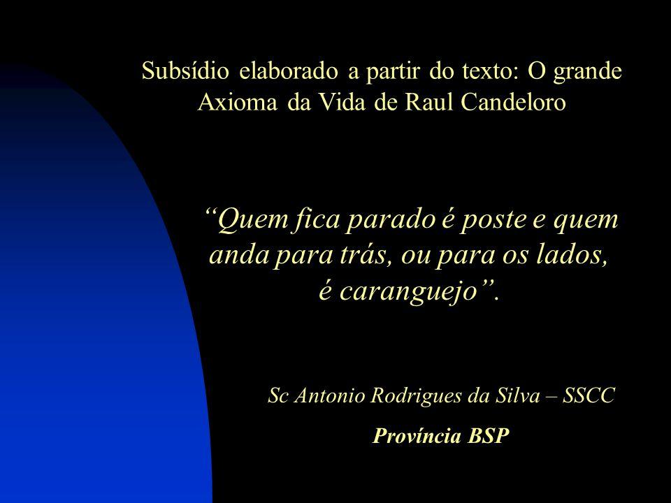 Sc Antonio Rodrigues da Silva – SSCC