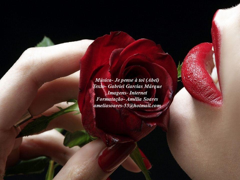 Música- Je pense à toi (Abel) Texto- Gabriel Garcias Márque