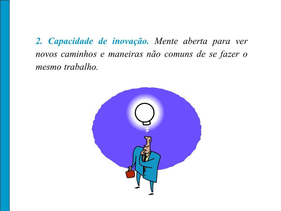 2. Capacidade de inovação