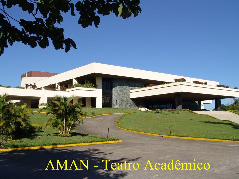 AMAN - Teatro Acadêmico