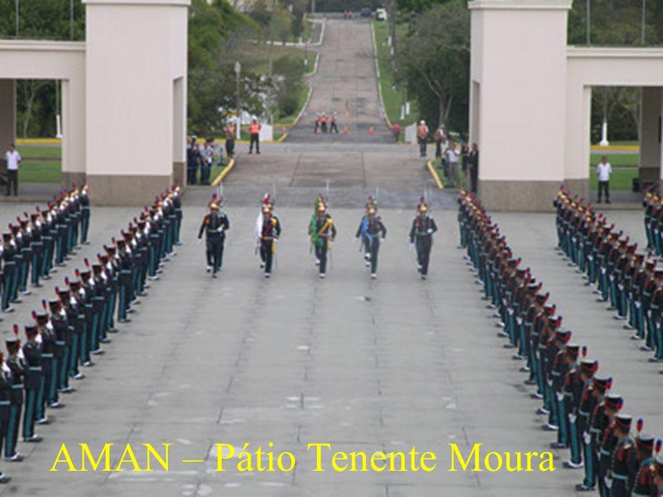 AMAN – Pátio Tenente Moura