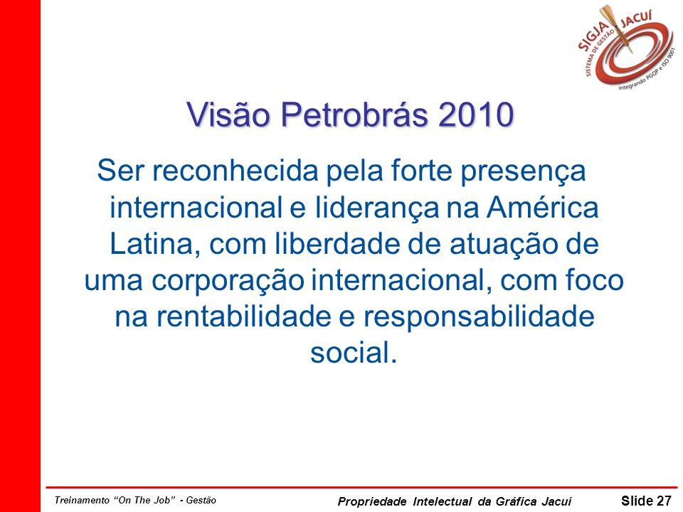 Visão Petrobrás 2010