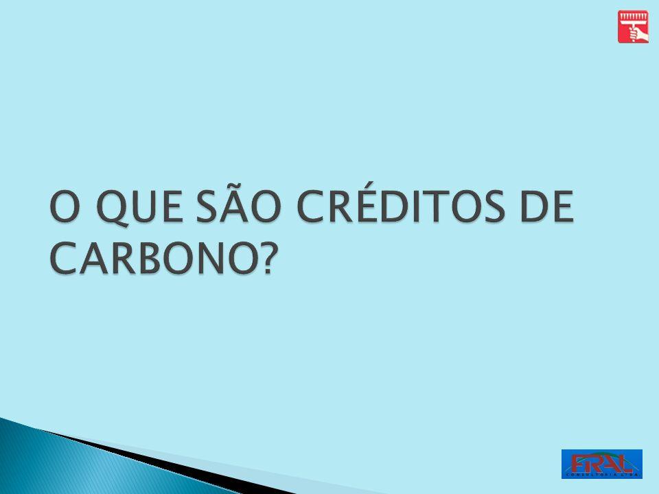 O QUE SÃO CRÉDITOS DE CARBONO