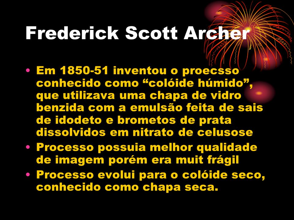 Frederick Scott Archer