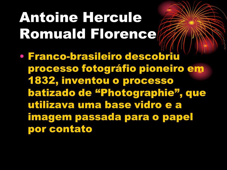 Antoine Hercule Romuald Florence