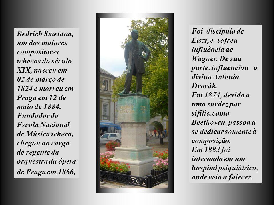 Foi discípulo de Liszt, e sofreu influência de Wagner