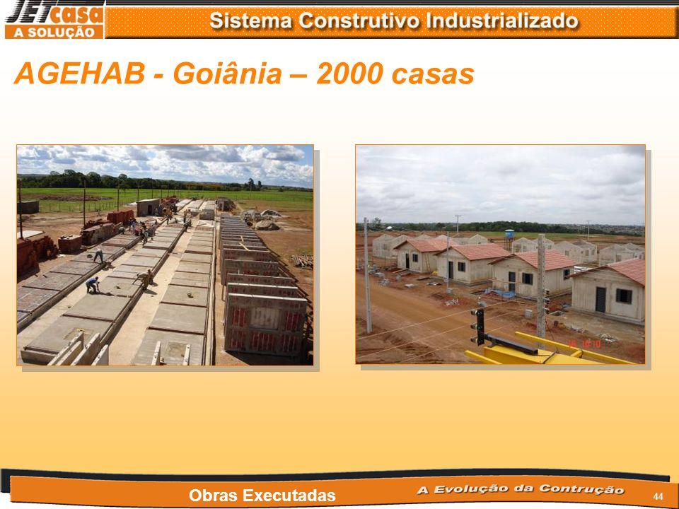 AGEHAB - Goiânia – 2000 casas