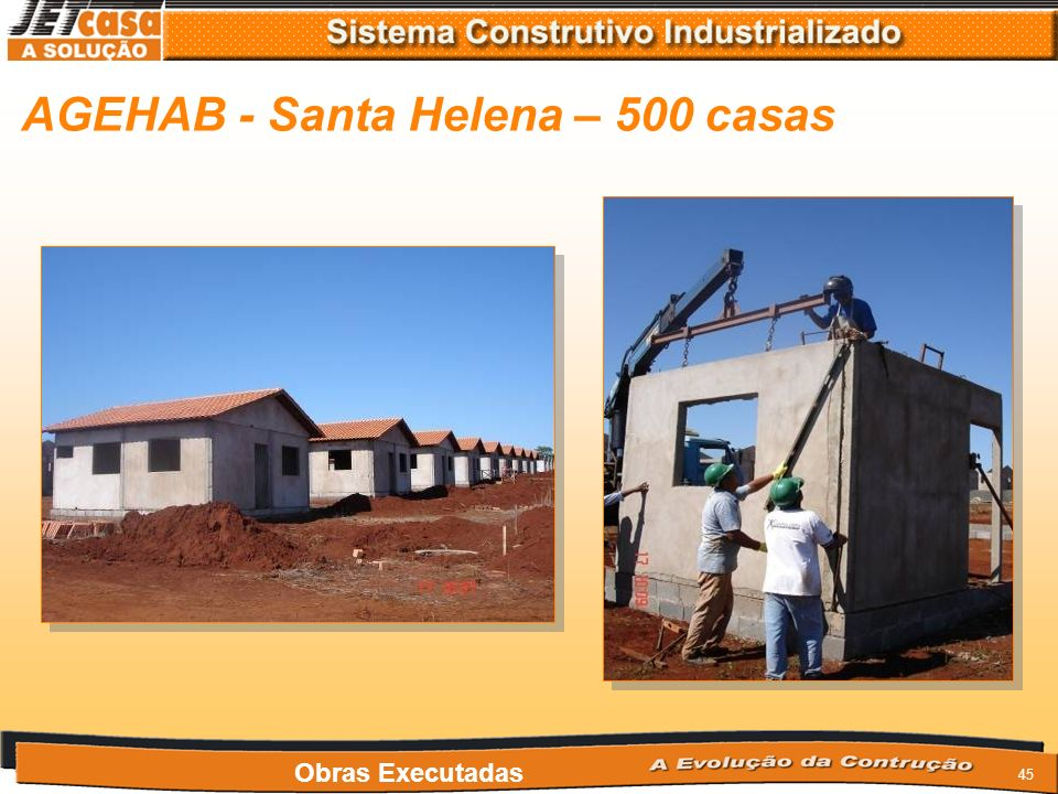 AGEHAB - Santa Helena – 500 casas