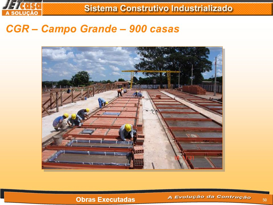 CGR – Campo Grande – 900 casas