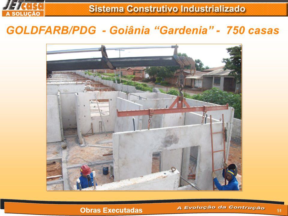 GOLDFARB/PDG - Goiânia Gardenia - 750 casas