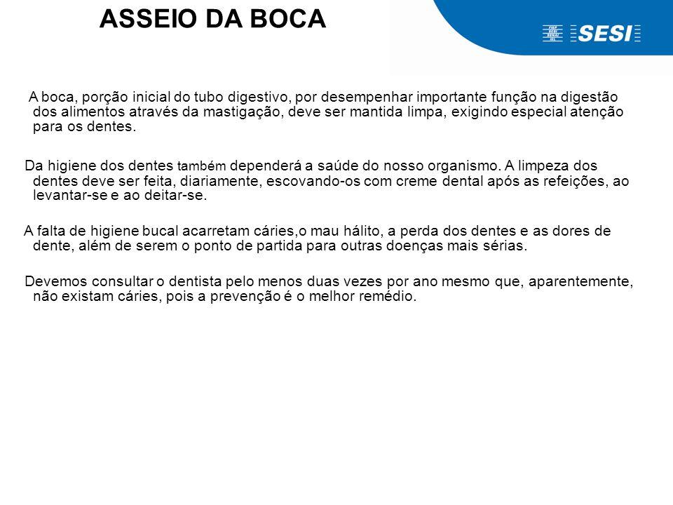 ASSEIO DA BOCA