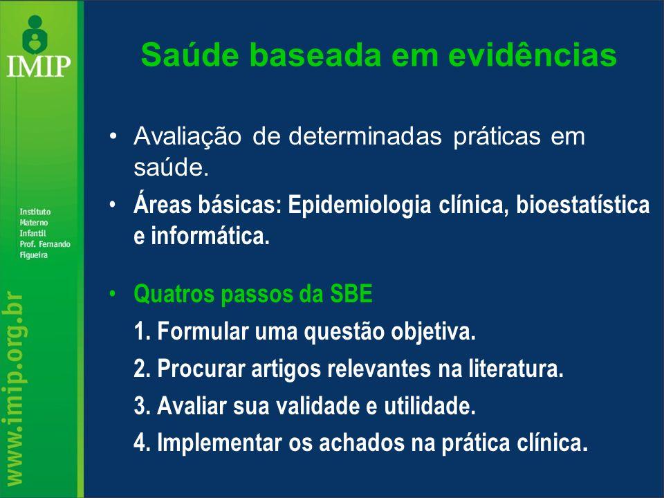 Saúde baseada em evidências