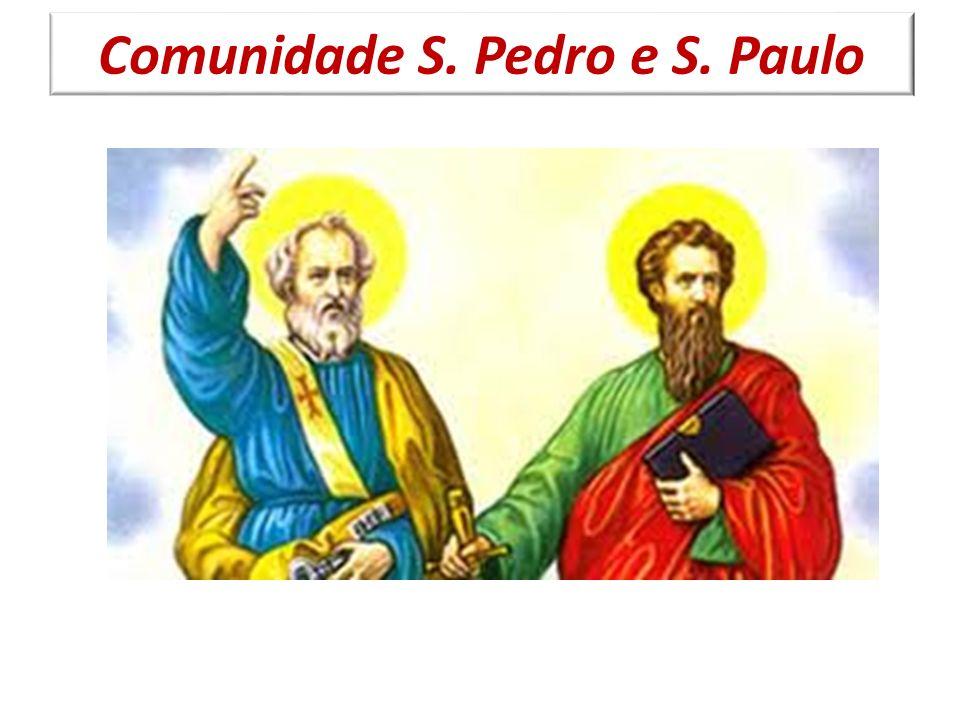 Comunidade S. Pedro e S. Paulo